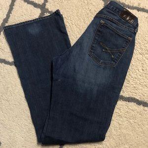 New York & Company Premium Flare Jeans